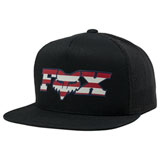 Fox Racing Youth Brake Free Snapback Hat Black