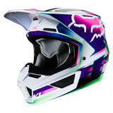 Fox Racing Youth V1 Gama Helmet Multi
