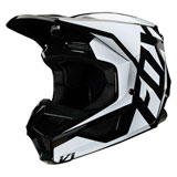 Fox Racing Youth V1 Prix Helmet Black