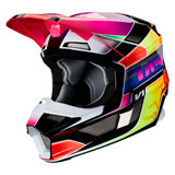 Fox Racing Youth V1 Yorr Helmet Multi