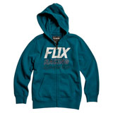 Fox Racing Youth Overdrive Zip-Up Hooded Sweatshirt