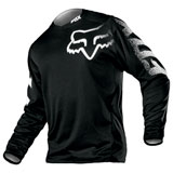 Fox Racing Youth Blackout Jersey Black