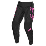 Fox Racing Girl's Youth 180 Prix Pants Black/Pink