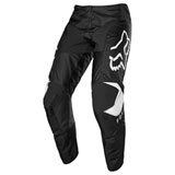 Fox Racing Youth 180 Prix Pants Black/White