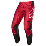 Fox Racing Youth 180 Prix Pants Flame Red