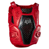 Fox Racing Youth Raceframe Roost Deflector Flame Red