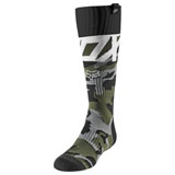 Fox Racing Youth MX Fyce Socks Camo
