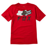 Fox Racing Youth Chromatic T-Shirt Chili