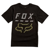 Fox Racing Youth Highway T-Shirt Black