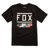 Fox Racing Youth Super Fox T-Shirt Black