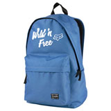 Fox Racing Pit Stop Backpack Blue