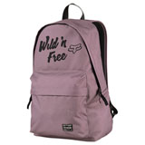Fox Racing Pit Stop Backpack Purple