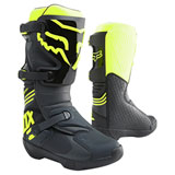 Fox Racing Comp Boots Black/Yellow