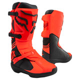 Fox Racing Comp Boots Flo Orange