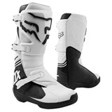 Fox Racing Comp Boots White