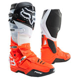 Fox Racing Instinct Boots Black/White/Orange