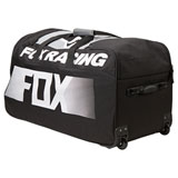 Fox Racing Shuttle 180 Oktiv Roller Gear Bag Black/White