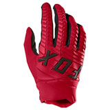 Fox Racing 360 Gloves Flame Red