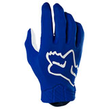 Fox Racing Airline Gloves Blue