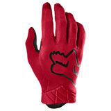 Fox Racing Airline Gloves Flame Red