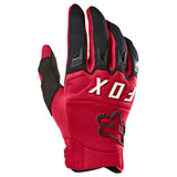 Fox Racing Dirtpaw Gloves Flame Red