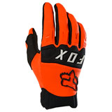 Fox Racing Dirtpaw Gloves Flo Orange