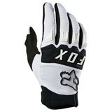 Fox Racing Dirtpaw Gloves White