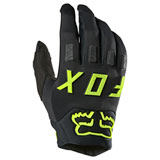 Fox Racing Legion Gloves Black/Yellow
