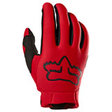 Fox Racing Legion Fire Gloves Flame Red