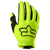 Fox Racing Legion Fire Gloves Flo Yellow