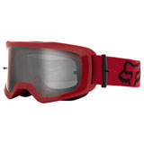 Fox Racing Main Stray Goggle Flame Red