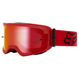 Fox Racing Main Stray Goggle Flame Red Frame/Spark Lens
