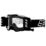 Fox Racing VUE Stray Roll Off Ready Goggle Black