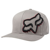 Fox Racing Episcope Flex Fit Hat Pewter