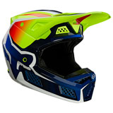 Fox Racing V3 Wired MIPS Helmet Flo Yellow