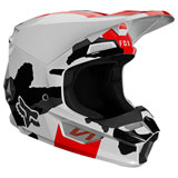 Fox Racing Youth V1 Beserker SE Helmet Camo