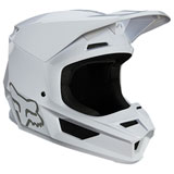 Fox Racing V1 Plaic Helmet White