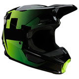 Fox Racing V1 Tayzer Helmet Black