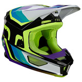 Fox Racing V1 Tro Helmet Aqua