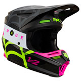 Fox Racing V2 Venin Helmet Black