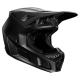 Fox Racing V3 RS Solids Helmet Matte Black