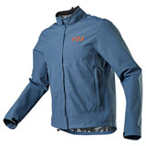 Fox Racing Legion Stowaway Jacket Blue Steel