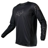 Fox Racing 180 Revn Jersey Black/Black
