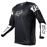 Fox Racing 180 Revn Jersey Black/White