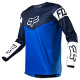 Fox Racing 180 Revn Jersey Blue