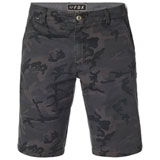 Fox Racing Essex Camo Shorts Black Camo