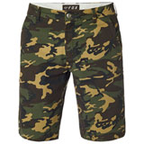 Fox Racing Essex Camo Shorts Green Camo