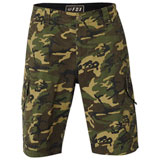 Fox Racing Slambozo Camo Cargo Shorts 19 Green Camo
