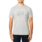 Fox Racing Chapped Airline T-Shirt 19 Grey/Black