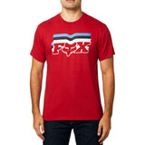 Fox Racing Far Out T-Shirt 19 Cardinal